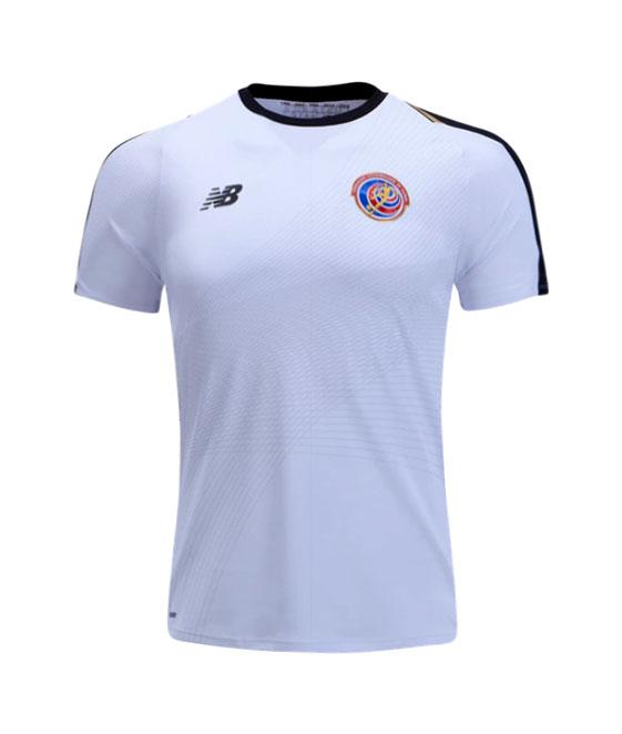 Camiseta Visitante 2018 Costa Rica - Barra Alta 457e96a54f8fe