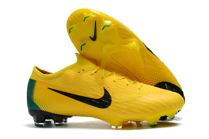 Nike Mercurial Vapor XII Elite (FG) giallo Alta Jungle verde Barra Alta giallo   404630
